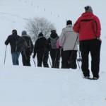 Schneeschuhwanderung. (Foto: privat)