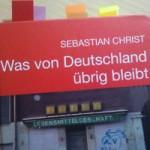 Cover Was von Deutschland übrig bleibt.