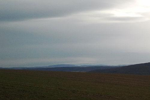 Blick ins Nord-Pfälzer Bergland