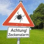 Zeckenalarm. (© bluedesign - Fotolia.com)