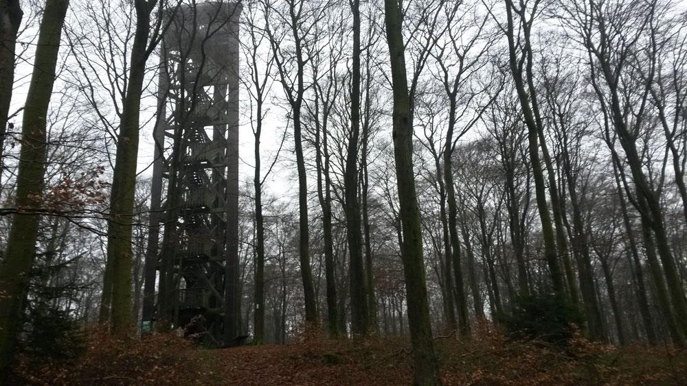 Turm auf dem Pferdskopf.