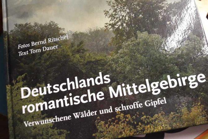 Titel Deutschlands romantische Mittelgebirge