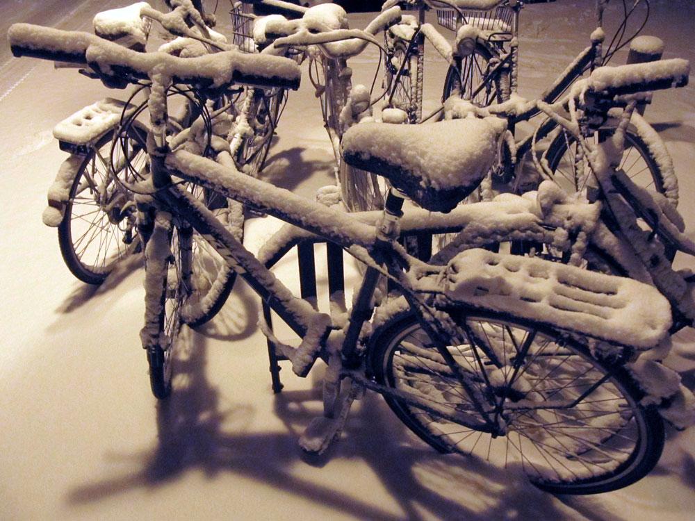 Schneeräder