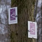 Wegmarke Börfinker Ochsentour