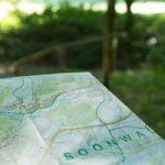 Wanderkarte Soonwald