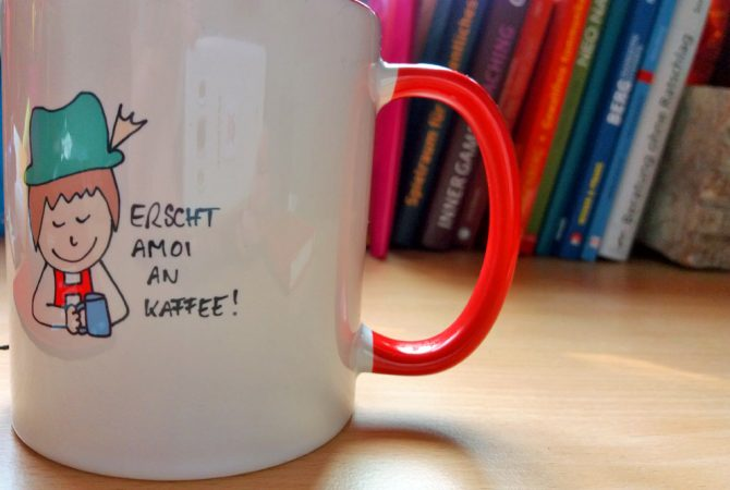Kaffeetasse von Gitte Härter