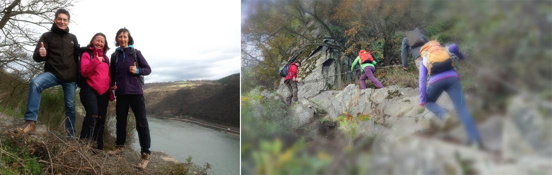 Kurs Höhenangst überwinden auf dem Oelsberg