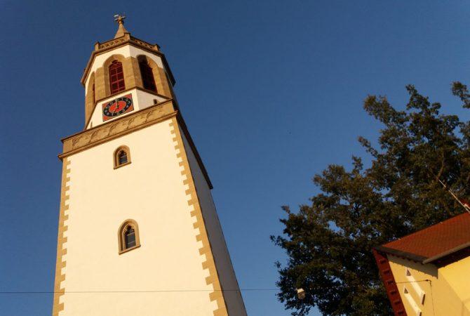Simultankirche Gau-Odernheim