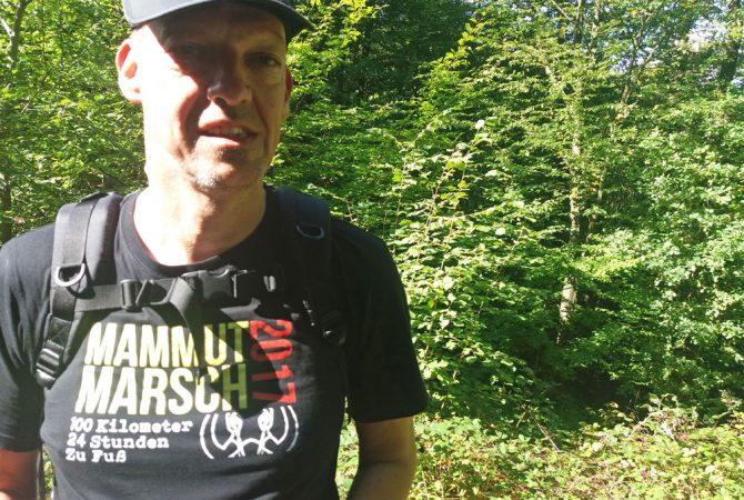 Jürgen Weiß von Wanderwegewelt