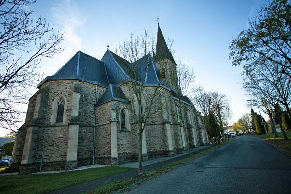 St. Bartholomäus in Kail.