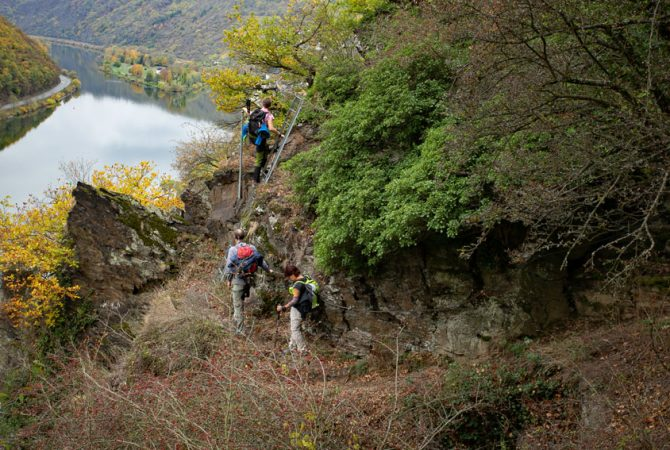 Hatzenporter Klettersteig