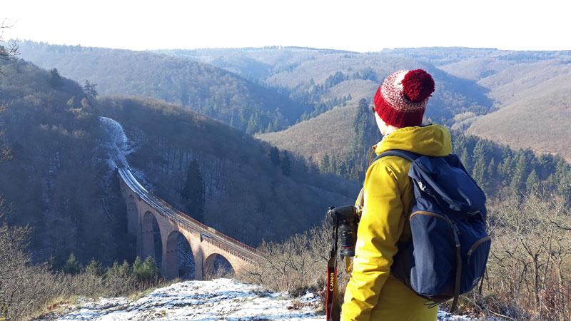 Hubertus-Viadukt von Liesenfeld's Hütte