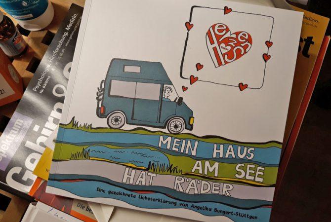 """Cover """"Mein Haus am See hat Räder"""""""