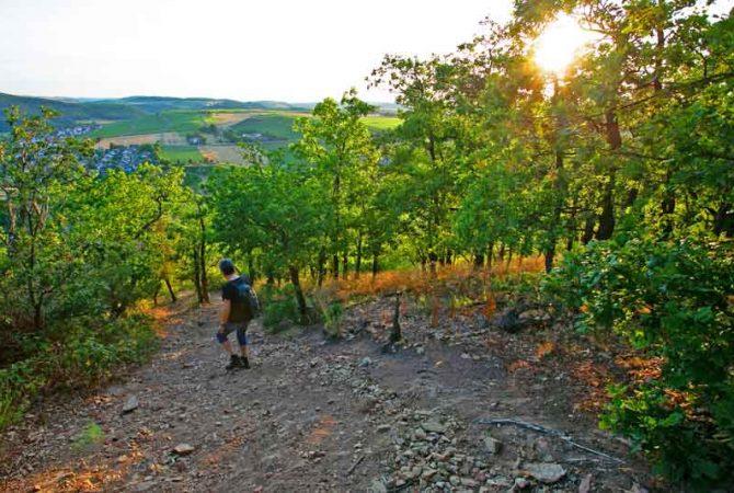 Tittsicher wandern im Mittelgebirge